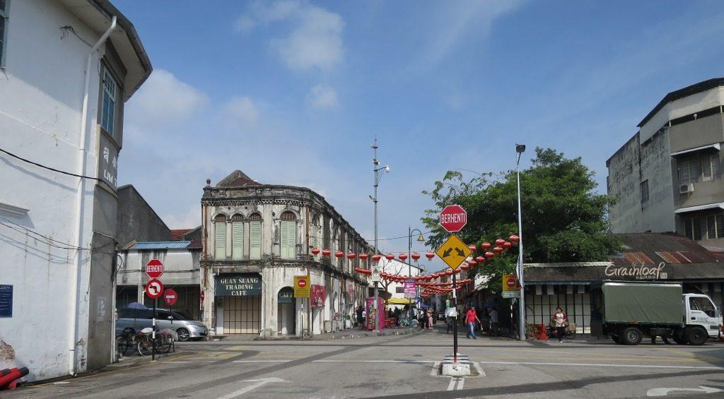 ペナンジョージタウンの画像