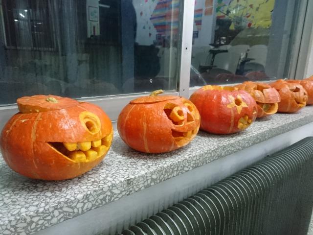 大連大学のかぼちゃの画像