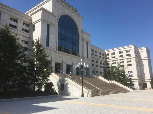 大連大学図書館の画像