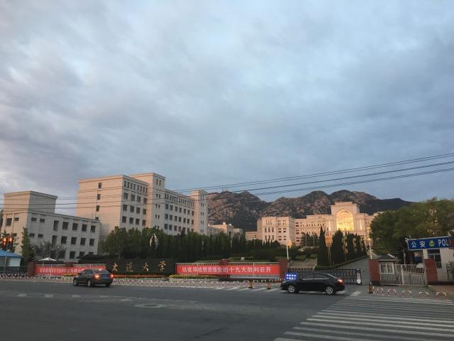 大連大学全体像の画像