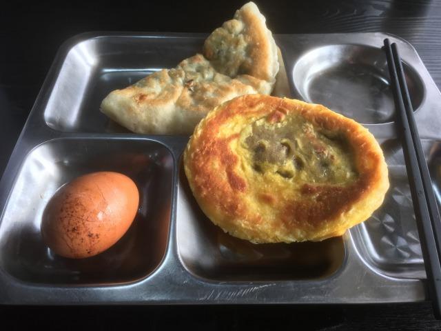 学食朝ごはんの画像