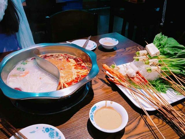 串串火鍋の画像